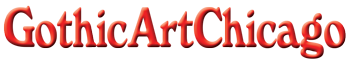 Gothic Art Chicago Logo