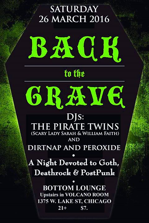 Back to the Grave at Bottom Lounge